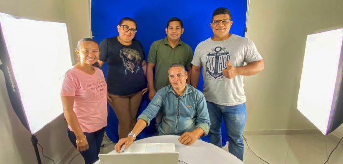 Nova Timboteua segue avançando na educação através de vídeo aulas online